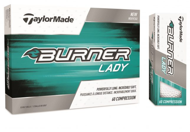 TaylorMade Burner Lady golfba