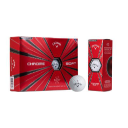 Callaway Chrome Soft wit