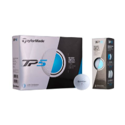 TaylorMade TP5 wit