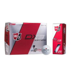 Wilson DX3 Soft Spin wit